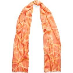 Ralph Lauren Vera Equestrian Scarf in Shell - Size One Size found on Bargain Bro Philippines from Ralph Lauren for $58.00
