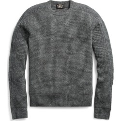 Ralph Lauren Waffle-Knit Cashmere Sweater in Dark Heather Grey - Size XS found on Bargain Bro Philippines from Ralph Lauren for $595.00