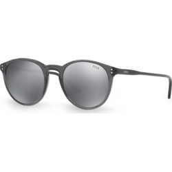 Ralph Lauren Classic Panto Sunglasses in Shiny Black Crystal - Size One Size found on Bargain Bro from Ralph Lauren for USD $127.68