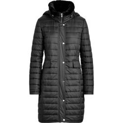 Ralph Lauren Faux Fur-Hood Down Coat in Black - Size S found on Bargain Bro Philippines from Ralph Lauren for $230.00