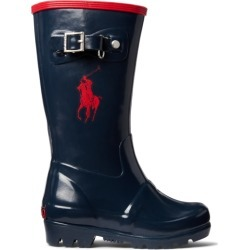 Ralph Lauren Ralph Rain Boot in Navy/Red - Size 4 found on Bargain Bro Philippines from Ralph Lauren for $55.00