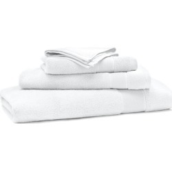 Ralph Lauren Sanders Towels & Mat in White - Size Wash Towel found on Bargain Bro from Ralph Lauren for USD $6.07