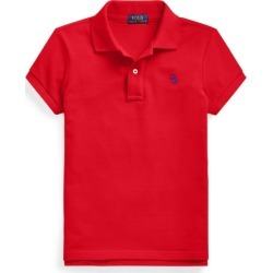 Ralph Lauren Cotton Mesh Polo Shirt in RL 2000 Red - Size S found on Bargain Bro India from Ralph Lauren for $39.50