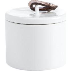 Ralph Lauren Wyatt Sugar Pot in White - Size One Size found on Bargain Bro from Ralph Lauren for USD $72.20