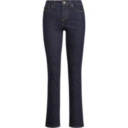 Ralph Lauren Premier Straight Curvy Jean in Rinse Wash Denim - Size 6 found on Bargain Bro from Ralph Lauren for USD $75.62