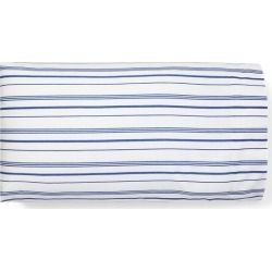 Ralph Lauren Alexis Striped Pillowcase Set in Cream Multi - Size King
