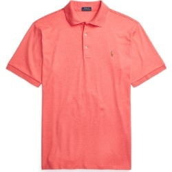 Ralph Lauren Soft Cotton Polo Shirt in Highland Rose Heather - Size 4XL Tall found on Bargain Bro from Ralph Lauren for USD $74.48