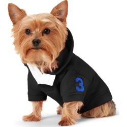 Ralph Lauren Fleece Dog Hoodie in Polo Black - Size M found on Bargain Bro Philippines from Ralph Lauren for $49.99