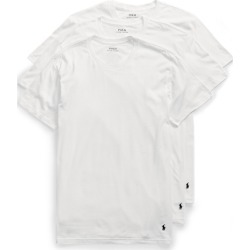 Ralph Lauren Classic Crewneck 3-Pack in White - Size XL found on Bargain Bro from Ralph Lauren for USD $32.30