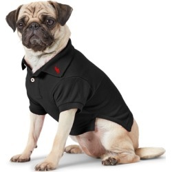 Ralph Lauren Cotton Mesh Dog Polo Shirt in Polo Black - Size M found on Bargain Bro India from Ralph Lauren for $40.00