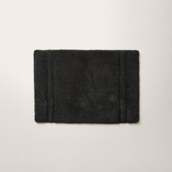 Ralph Lauren Payton Bath Rug in Loft Gray - Size 17
