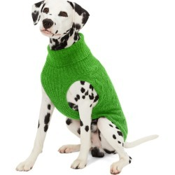 Ralph Lauren Cable Cashmere Dog Sweater in Green Bean - Size XL found on Bargain Bro India from Ralph Lauren for $195.00