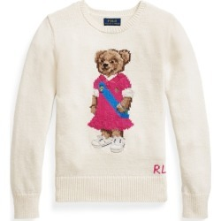 Ralph Lauren Polo Bear Cotton Sweater in Clubhouse Cream - Size S found on Bargain Bro Philippines from Ralph Lauren for $165.00