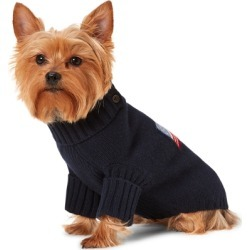 Ralph Lauren Cashmere-Blend Dog Sweater in Navy - Size M found on Bargain Bro Philippines from Ralph Lauren for $74.99