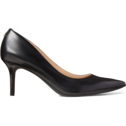 Ralph Lauren Lanette Leather Pump in Black - Size 7.5 found on Bargain Bro from Ralph Lauren for USD $76.00
