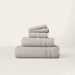 Ralph Lauren Payton Towels & Mat in Stone Gray - Size Bath Towel found on Bargain Bro from Ralph Lauren for USD $17.47