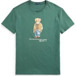 Ralph Lauren Polo Bear Jersey T-Shirt in Washed Forest - Size 1X Big found on Bargain Bro from Ralph Lauren for USD $49.40