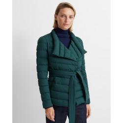 Club Monaco Green Mackage Gretta Coat in Size S