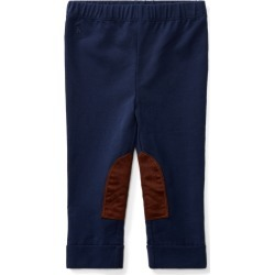 Ralph Lauren Stretch Jersey Legging in French Navy - Size 24M found on Bargain Bro from Ralph Lauren for USD $22.42