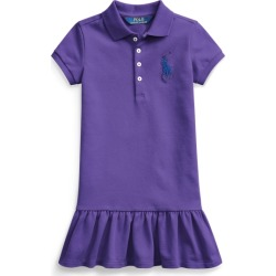 Ralph Lauren Stretch Mesh Polo Dress in Purple Rage - Size 6 found on Bargain Bro India from Ralph Lauren for $23.99