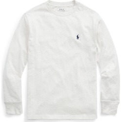 Ralph Lauren Cotton Jersey Crewneck T-Shirt in New Sand Heather - Size S found on Bargain Bro India from Ralph Lauren for $10.99