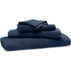 Ralph Lauren Sanders Towels & Mat in Club Navy - Size Bath Mat found on Bargain Bro from Ralph Lauren for USD $15.19