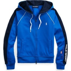 Ralph Lauren Polo Sport Full-Zip Hoodie in Spa Royal/Cruise Navy - Size XS found on Bargain Bro from Ralph Lauren for USD $150.48