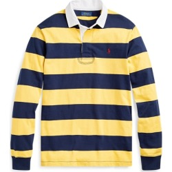 Ralph Lauren The Iconic Rugby Shirt in French Navy/Gold Bugle - Size S found on Bargain Bro Philippines from Ralph Lauren for $98.50