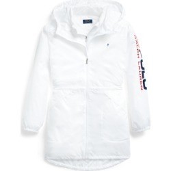 Ralph Lauren 3-in-1 Ripstop Jacket in White - Size M