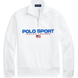 Ralph Lauren Polo Sport Fleece Sweatshirt in White - Size L Tall found on Bargain Bro from Ralph Lauren for USD $112.48