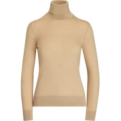 Ralph Lauren Cashmere Turtleneck in Lux Tan - Size S found on Bargain Bro India from Ralph Lauren for $850.00