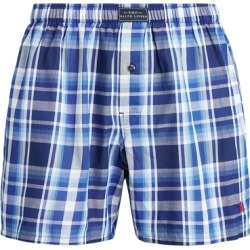 Ralph Lauren Woven Cotton Boxer in Monroe Plaid - Size M found on Bargain Bro Philippines from Ralph Lauren for $28.00