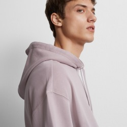 Club Monaco Purple Garment-Dyed Hoodie in Size XL found on Bargain Bro Philippines from Club Monaco Canada for $53.11