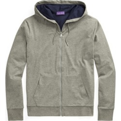 Ralph Lauren Lisle Full-Zip Hoodie in Cls Lt Grey Hthr/Cls Chrm - Size L found on Bargain Bro from Ralph Lauren for USD $300.20