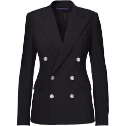 Ralph Lauren Camden Wool-Blend Jacket in Black