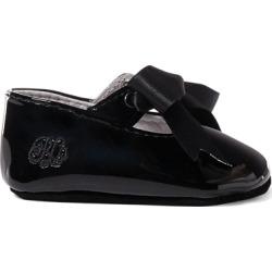 Ralph Lauren Briley Patent Leather Slipper in Black - Size 1 (6-12 WKS) found on Bargain Bro Philippines from Ralph Lauren for $42.00