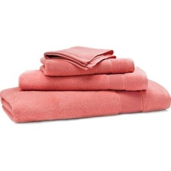 Ralph Lauren Sanders Towels & Mat in Rose Red - Size Hand Towel found on Bargain Bro from Ralph Lauren for USD $9.11