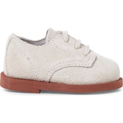 Ralph Lauren Morgan Oxford in White Suede - Size 1 (6-12 WKS) found on Bargain Bro India from Ralph Lauren for $50.00