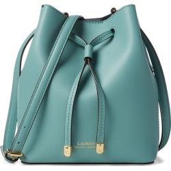 c5a0ec9000 Ralph Lauren Mini Debby Ii Drawstring Bag Seafoam/Blue Mist One Size found  on MODAPINS