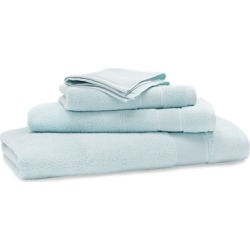 Ralph Lauren Sanders Towels & Mat in Lagoon Blue - Size Hand Towel found on Bargain Bro from Ralph Lauren for USD $9.11