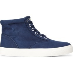 Ralph Lauren Bryn High-Top Sneaker in Newport Navy - Size 8.5 found on Bargain Bro from Ralph Lauren for USD $83.60