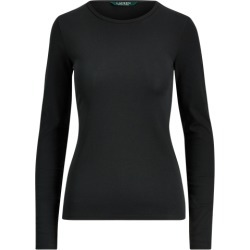 Ralph Lauren Stretch Long-Sleeve Tee in Polo Black - Size LP found on Bargain Bro Philippines from Ralph Lauren for $39.50