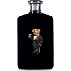 Ralph Lauren Polo Black EDT Bear Edition in Black - Size ONE SIZE