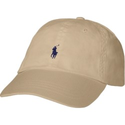 Ralph Lauren Cotton Chino Baseball Cap in Multi - Size One Size found on Bargain Bro India from Ralph Lauren for $49.50