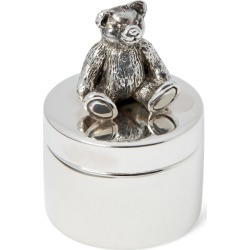 Ralph Lauren Bear Sterling Silver Tooth Box in Silver - Size One Size found on Bargain Bro India from Ralph Lauren for $250.00