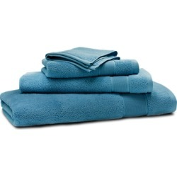 Ralph Lauren Sanders Towels & Mat in Solid Teal - Size Hand Towel found on Bargain Bro from Ralph Lauren for USD $9.11