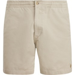 Ralph Lauren 6-Inch Polo Prepster Stretch Twill Short in Khaki Tan - Size XL found on Bargain Bro from Ralph Lauren for USD $57.00