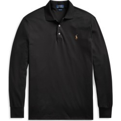 Ralph Lauren Classic Fit Long-Sleeve Polo in Polo Black - Size S found on Bargain Bro India from Ralph Lauren for $98.50