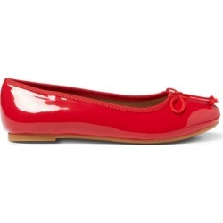 Ralph Lauren Nellie Leather Ballet Flat in Red Patent - Size 10.5 found on Bargain Bro Philippines from Ralph Lauren for $80.00