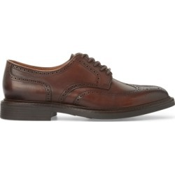 Ralph Lauren Asher Leather Wingtip in Polo Brown - Size 11.5 found on Bargain Bro from Ralph Lauren for USD $148.20
